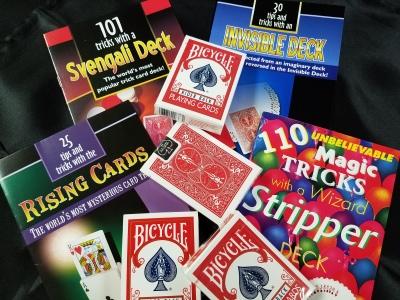JCR Cards Set
