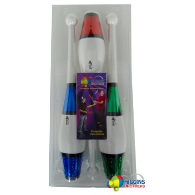 EURO ECLIPSE JUGGLING CLUB SET