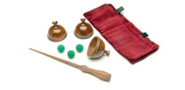 Hindu Cups and Balls