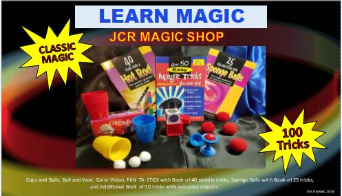 JCR Beginners Set