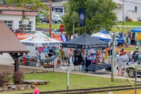 Blue Ridge Trout Fest & Outdoor Adventure