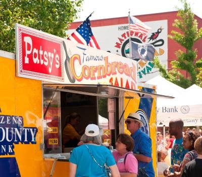 Cornbread Fest