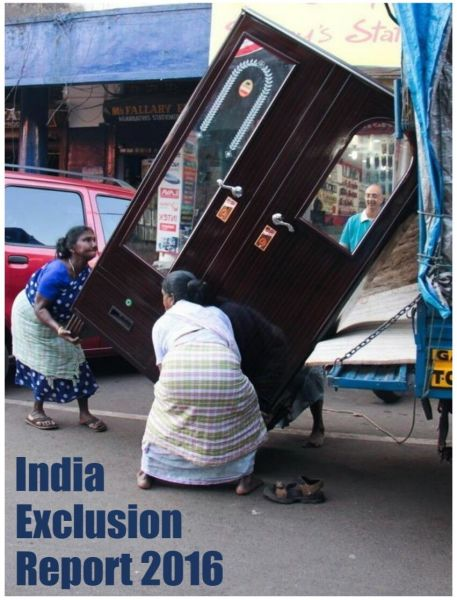 India Exclusion Report 2016