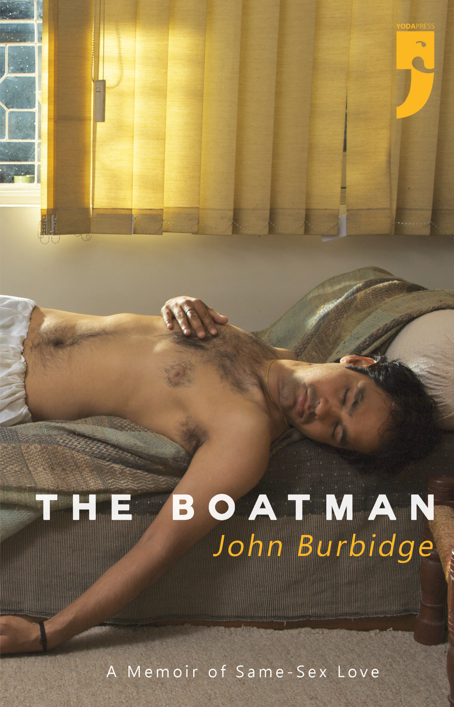 Extract from 'The Boatman' by John Burbidge (Yoda Press, 2014)
