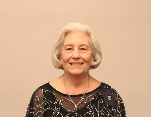 Patricia Stevens, Finance Chairman