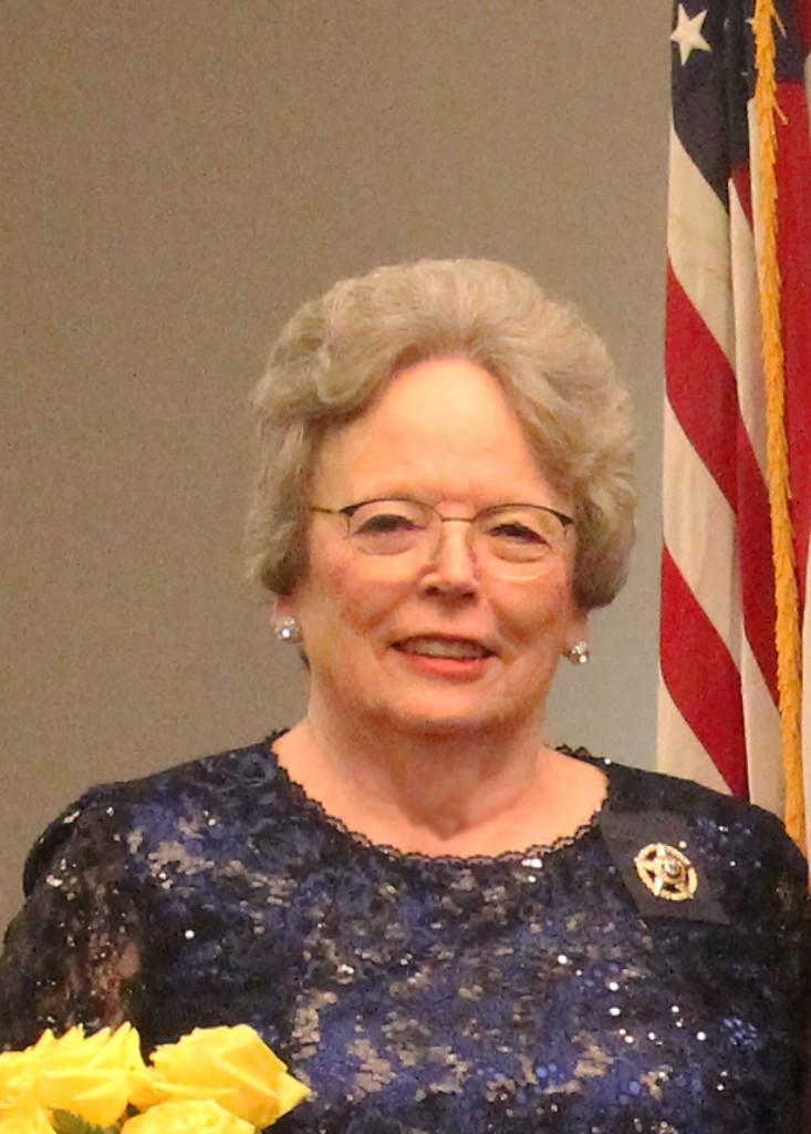Carol Habgood, GFWC Texas President