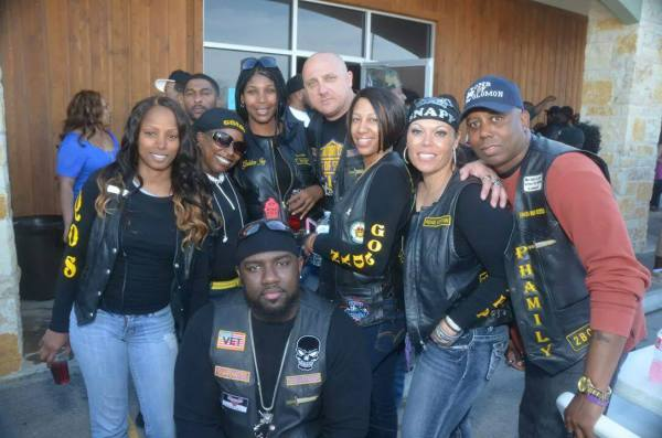 Queens of Sheba Motorcycle Club: Killeen, TX