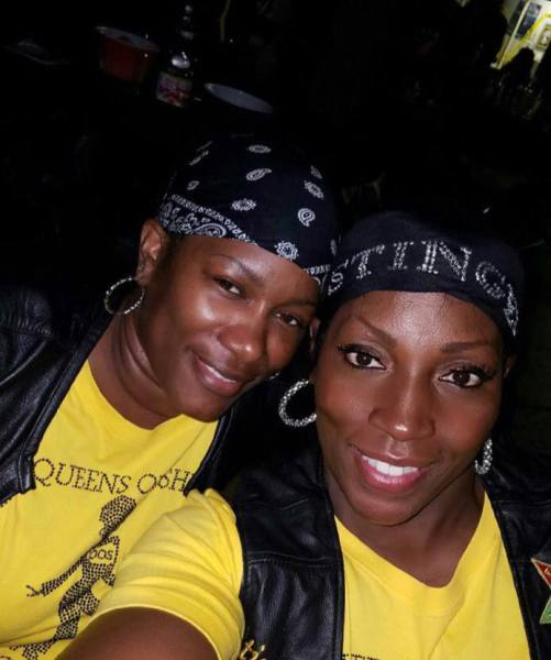 Queens of Sheba Motorcycle Club: Monroe, LA
