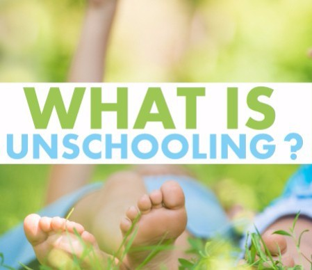 The Beginning of My Unschooling