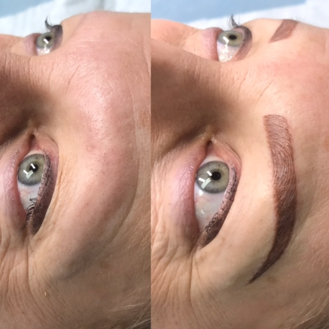 Microblading Example