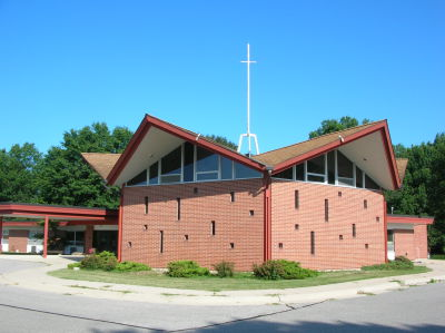 Cedar Falls United Church of Christ building