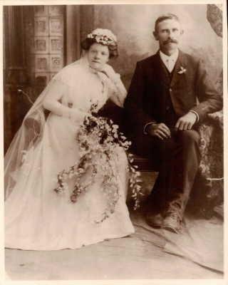 Matthew and Annie Fagan