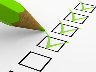 Tick the boxes with quality business training