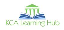 KCA Learning Hub Business Training