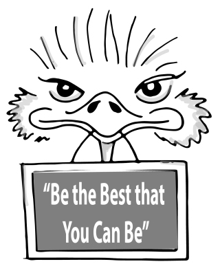 Be the best that you can be