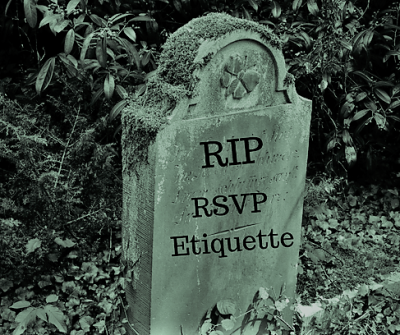RSVP - A Dying Tradition