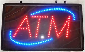 ATM Available daily