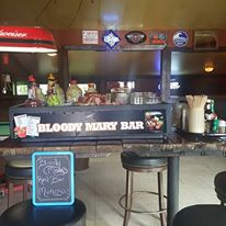 Bloody Mary Bar every Sunday 9AM - 5PM
