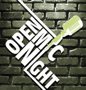 Open MIC Night & Free Shuttle Rides 7:30pm
