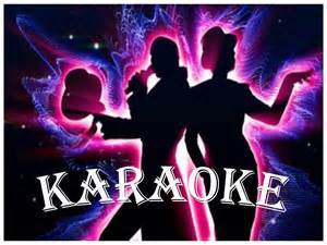Karaoke with Rachel 8pm