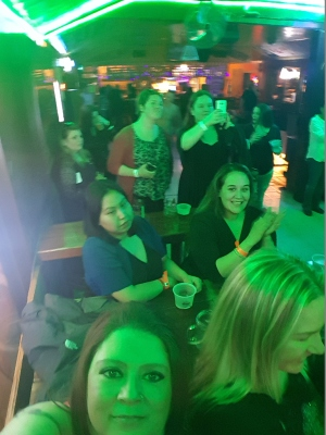 Ladies Night out with the Real Magic Mike - Male Review March 2017
