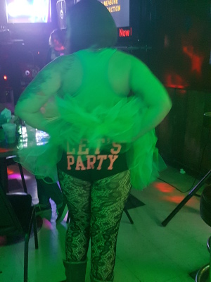 St. Paddy's Day party 2017