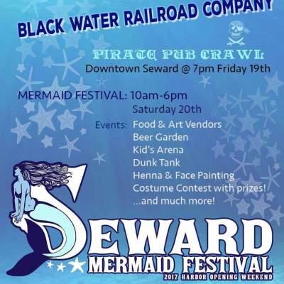 Pirate & Mermaid Pub Crawl
