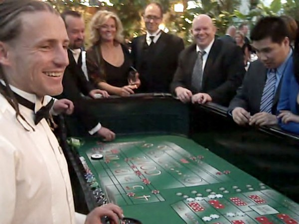 Our exclusive system provides the players with the best casino party experience.