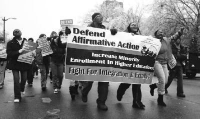 OFFICIAL STATEMENT - DOJ Assault on Affirmative Action