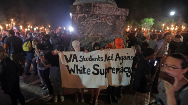 OFFICIAL STATEMENT - Violence in Charlottesville, Virginia