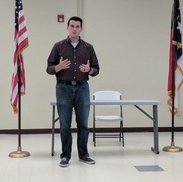 ENDORSEMENT - Uriah Ward for Greenville City Council