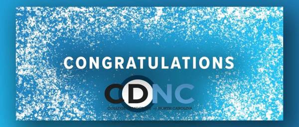 CDNC Announces New 2018-2019 Appointments