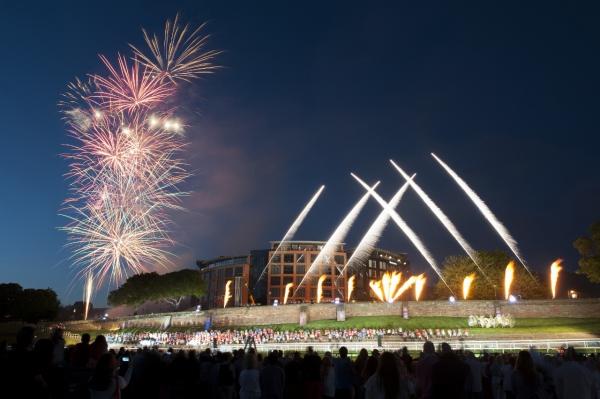 Chester Racecourse - Olympics 2012