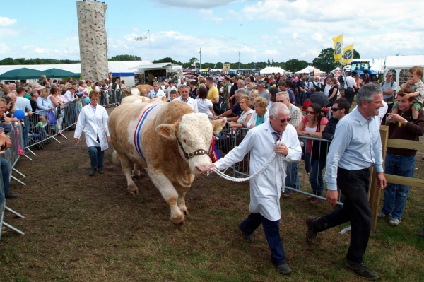 The Cheshire Show - Celebrating Cheshire's agricultural businesses