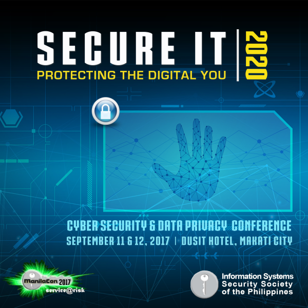 Secure IT 2020 : Protecting the Digital You