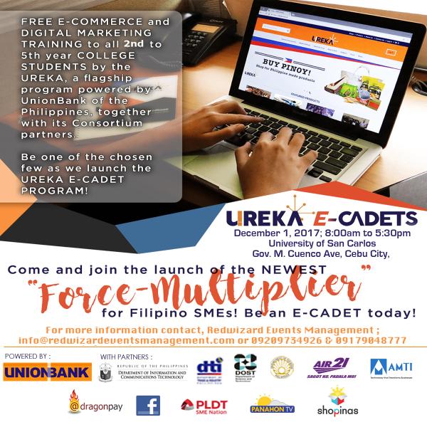 Ureka E-Cadets Cebu