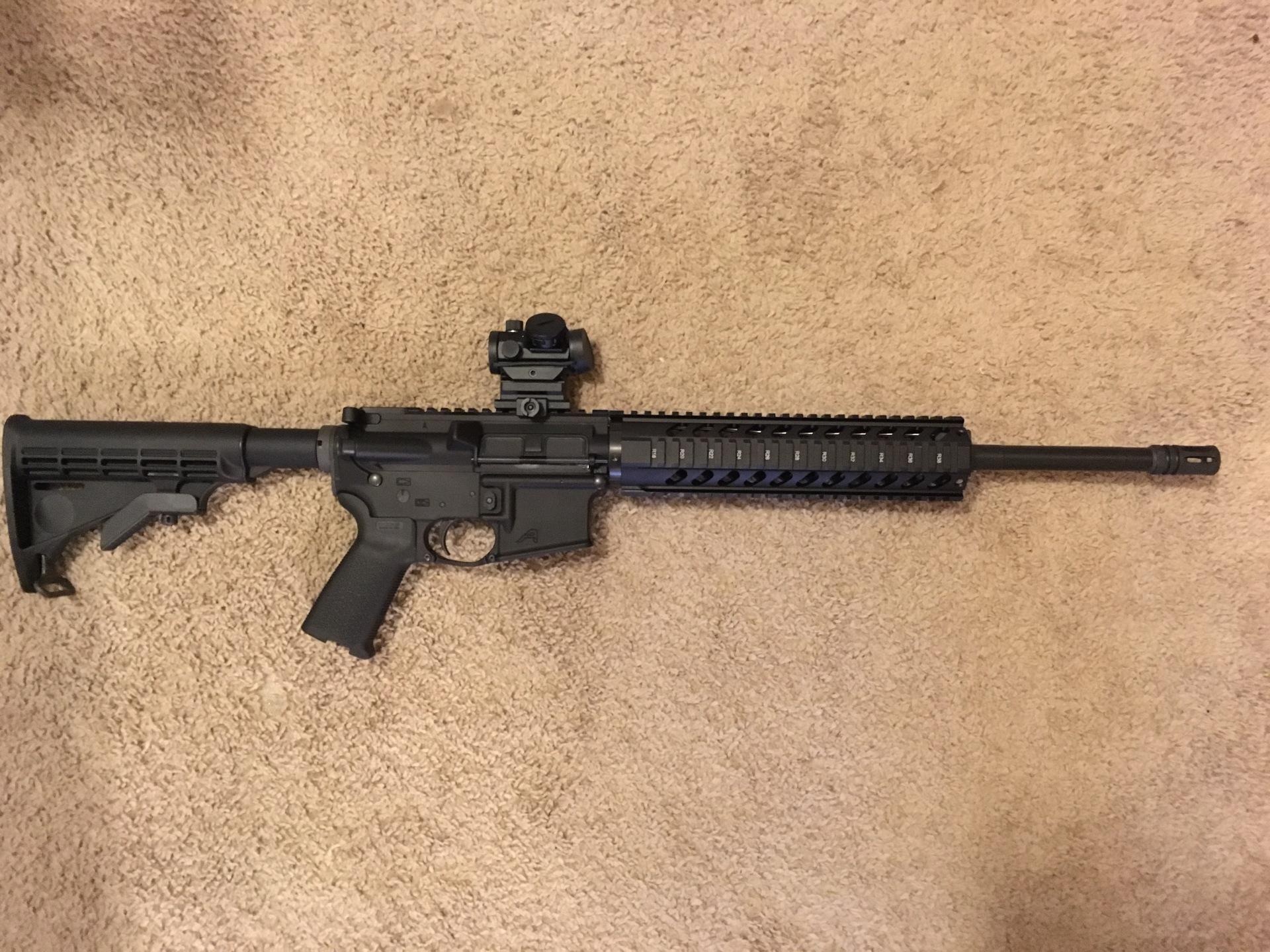Custom AR-15