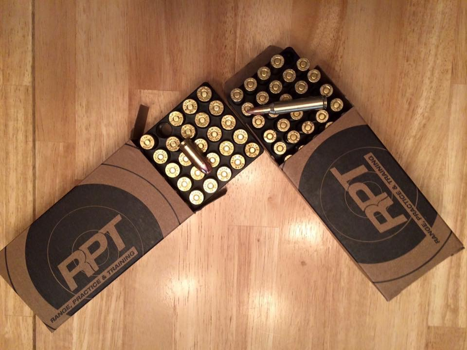 Range practice training ammo from Howell industries