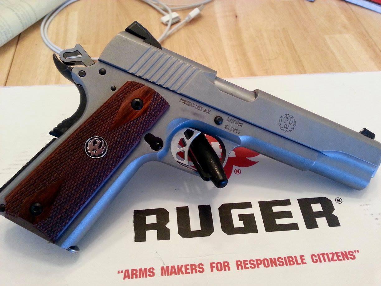 Ruger SR1911