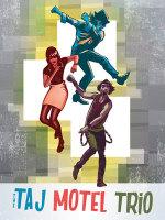 Taj Motel Trio Poster - Jason Fowler