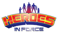 Heroes in Force Logo