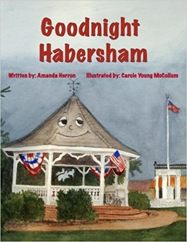 Cover Photo of Goodnight Habersham by Amanda Herron