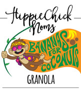 Granola Product Label