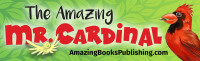 Mr. Cardinal Bookmark