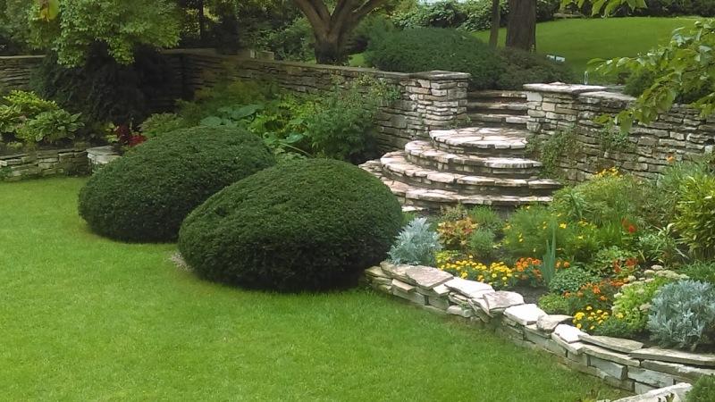 The Former Scott Sunken Garden
