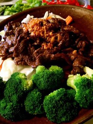Southen Garlic (Beef)