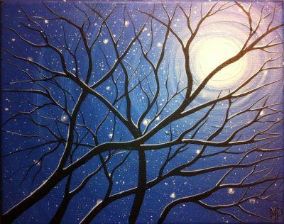 Moonlight Winter