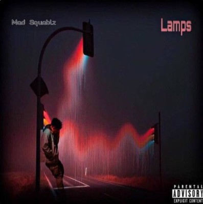 Cover Art for Lamps by Mad Sqaublz