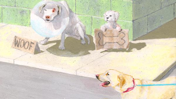 """Dogs of Desolation"""