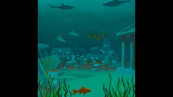 """""""Goldfish Dream"""""""